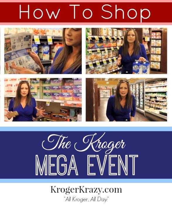 Kroger Mega Event webinar