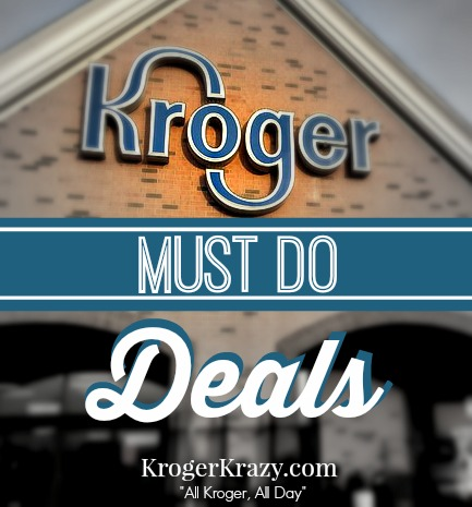 kroger must do deals