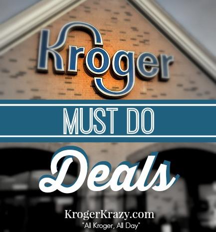 kroger must do deals