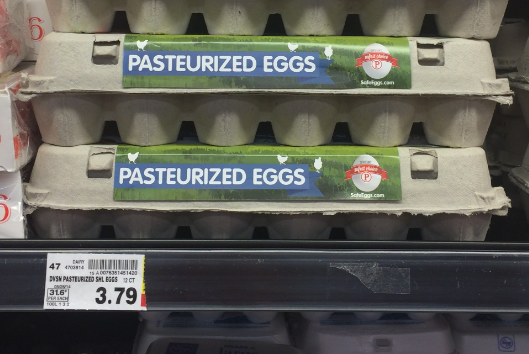 safest eggs Kroger