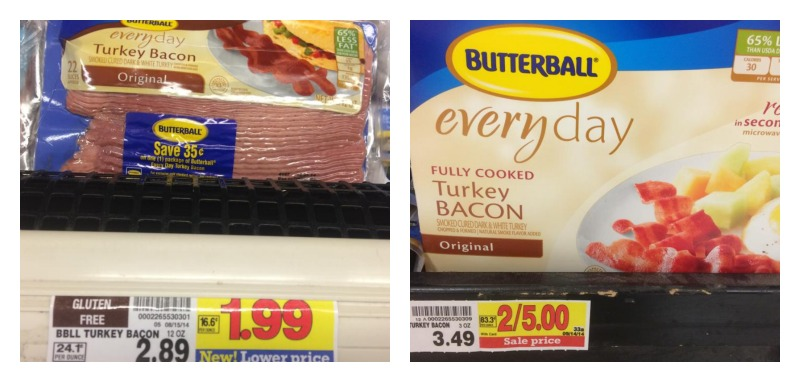 Butterball Turkey Bacon