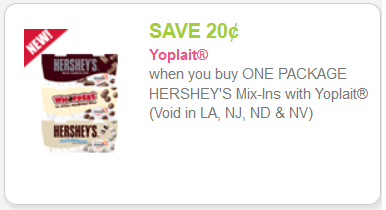 Hershey's Yoplait