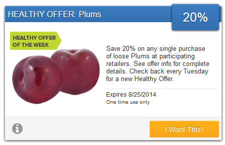 Plums savingstar