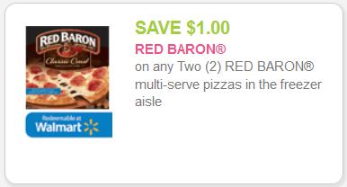 Red Baron coupon