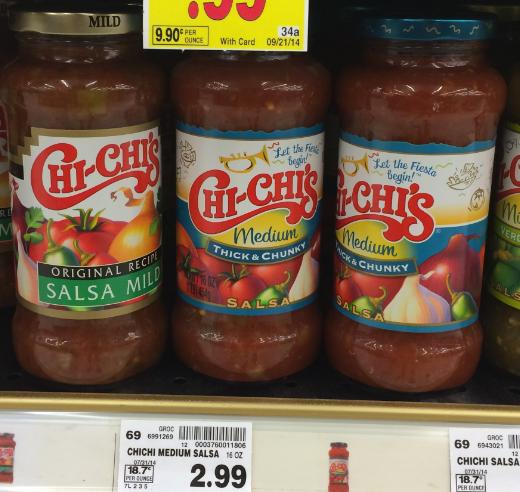 chi-chis salsa