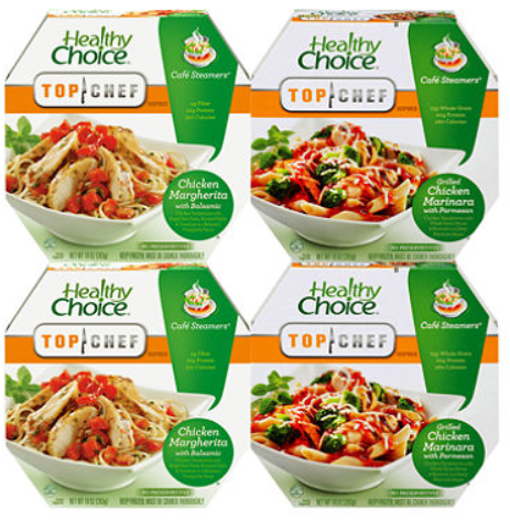 healthy choice cafe steamers