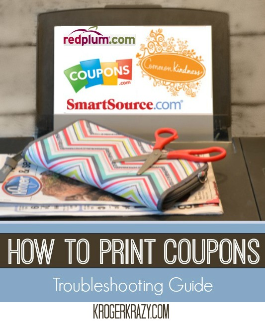 how to print coupons