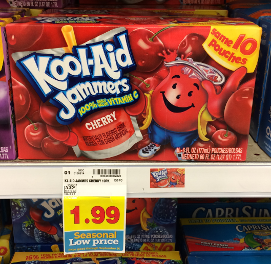 Kool Aid Printable Coupons 2013 Kool-aid Jammers Coupon