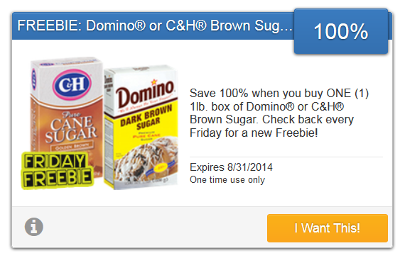savingstar brown sugar