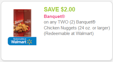 Banquet coupon