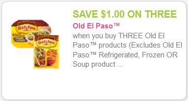 Old El Paso Taco Coupon