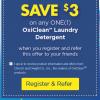 Oxi clean coupon