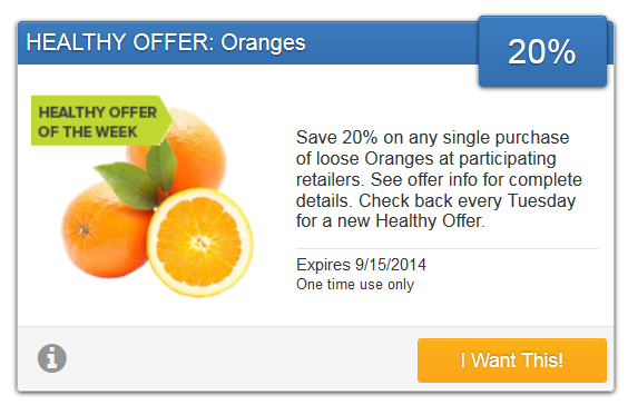 Savingstar oranges