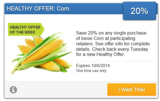 corn savingstar