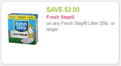 fresh step coupon