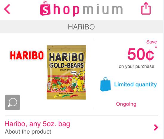 shopmium Haribo