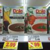 Dole Garden Soup