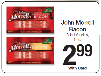 About John Morrell Be sure to sign up for email alerts or add them to your list, so you'll always be the first to know when more John Morrell coupons arrive! Want other grocery coupons.
