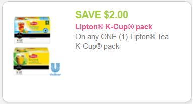 Lipton Coupon