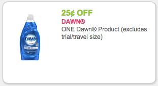 Dawn coupon