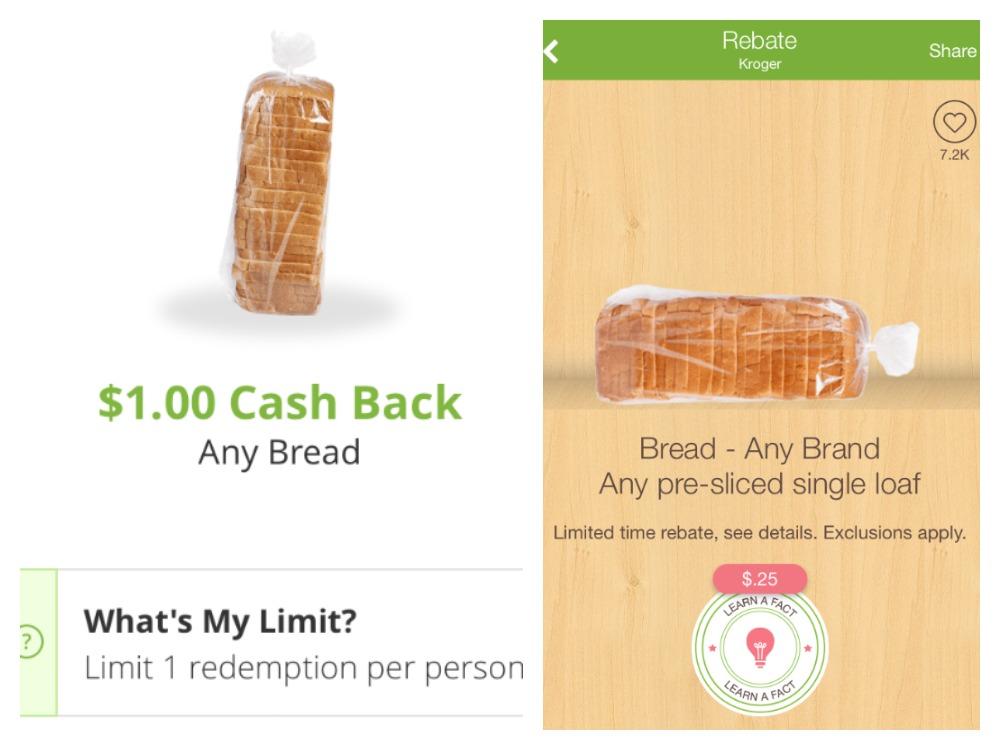 bread rebates