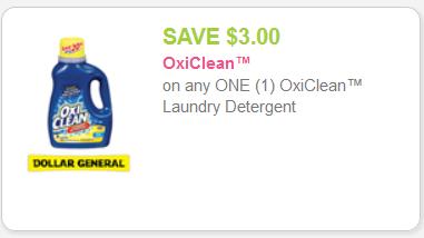 Oxiclean coupon june 2018