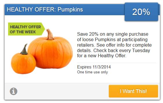 pumpkin savingstar