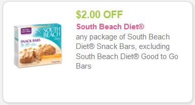 south beach coupon