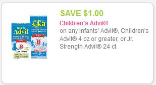 Advil coupon