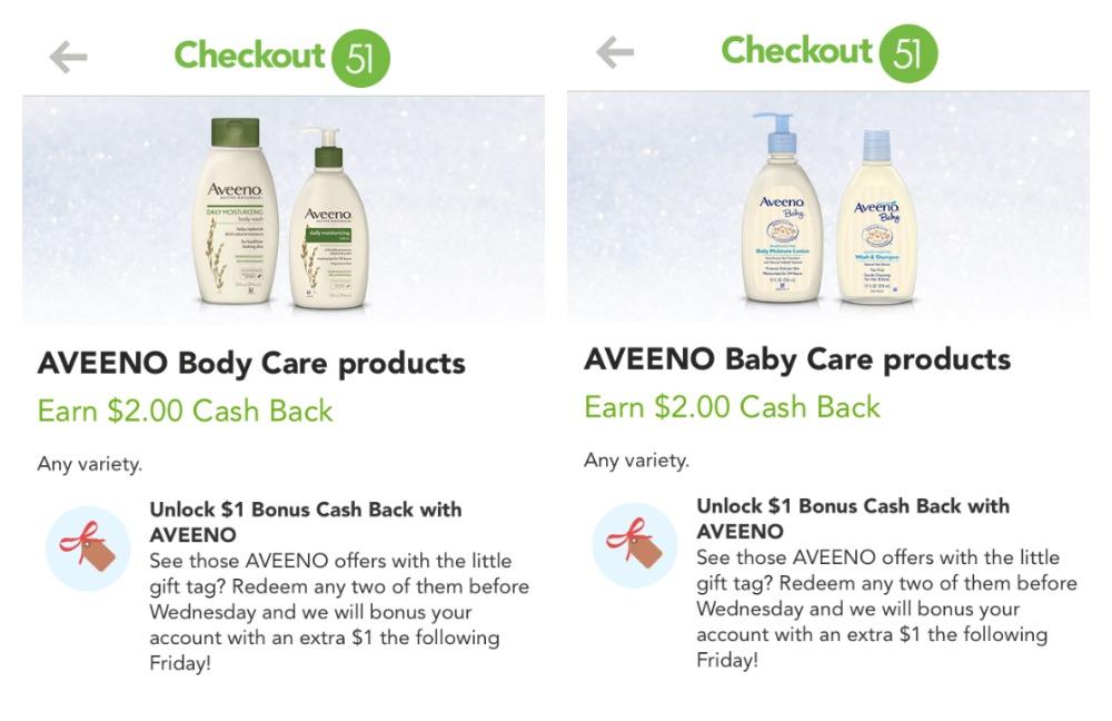 Aveeno Checkout51