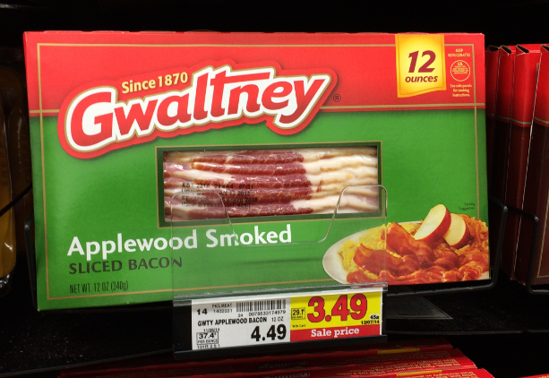 Gwateley  bacon
