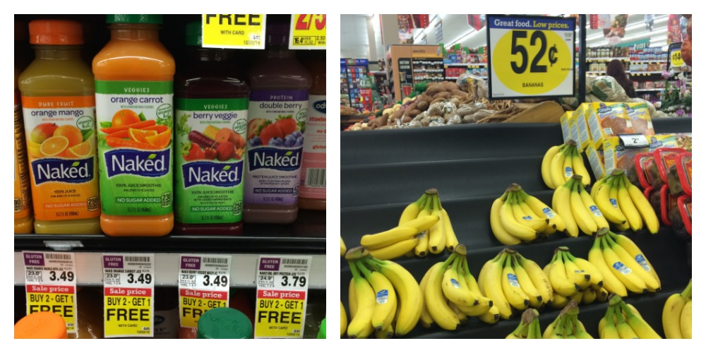 Naked Juice - Bananas