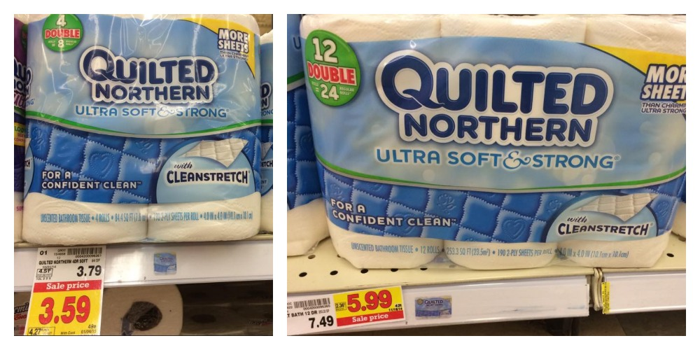 NEW Quilted Northern Coupon + Kroger Sales! - Kroger Krazy : coupons for quilted northern toilet paper - Adamdwight.com