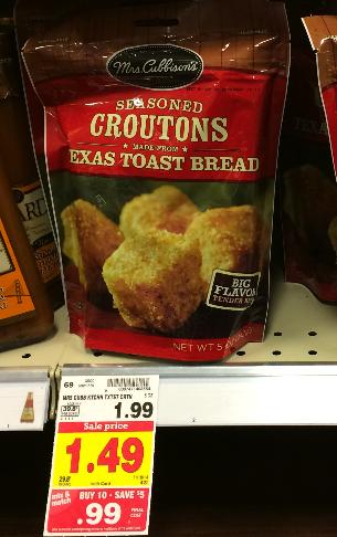 Mrs. Cubbison's Croutons
