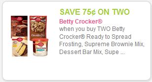 betty crocker coupon