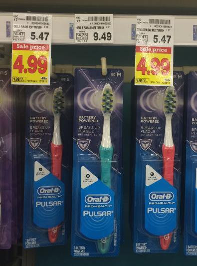 Oral B Pulsar