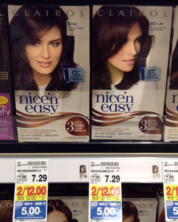 Great Deals On Clairol Hair Color With Kroger Mega Sale Kroger Krazy