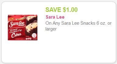 Like Sara Lee coupons? Try these...