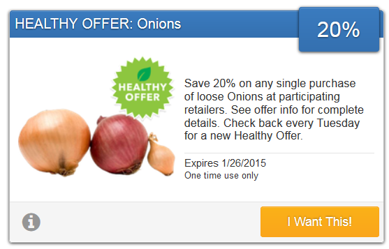 healthy offer