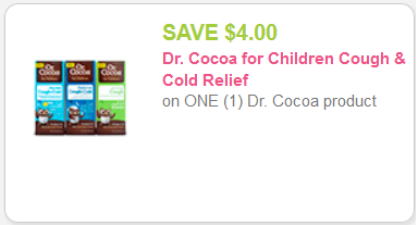 Dr. Cocoa coupon