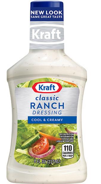 Kraft salad dressing coupons june 2018