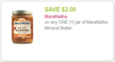 MaraNatha coupon