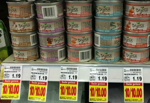 Purina Beyond Wet Cat Food 075 Each At Kroger With Coupon