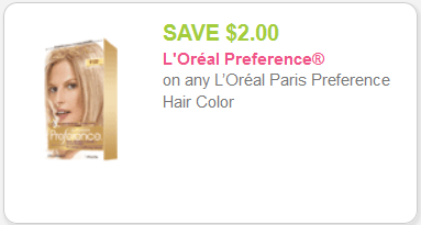 L\'Oreal Superior Preference Catalina + Coupon = as low as $6.37 ...