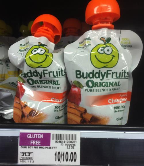 Buddy Fruits Coupon