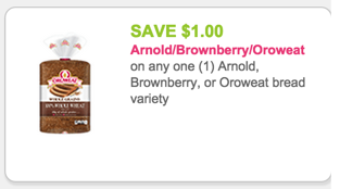 Brownberry Bread Coupon
