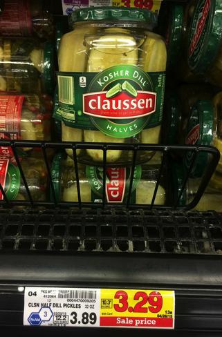 Claussen Pickles Coupon