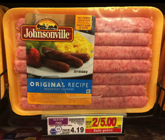 Johnsonville sausage coupons may 2018
