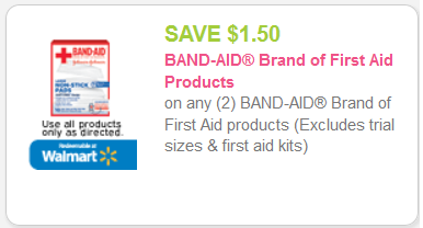 bandaid coupon