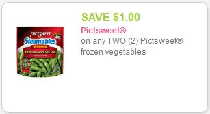 pictsweet coupon